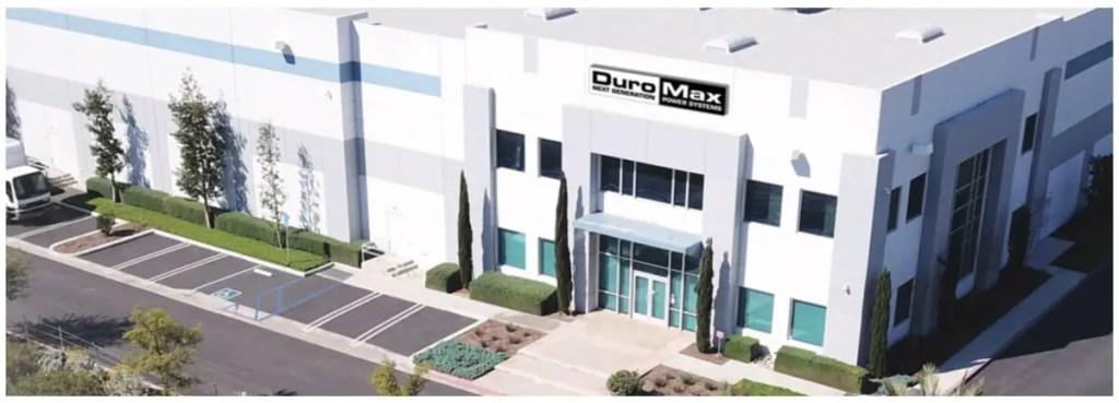 Duromax head office