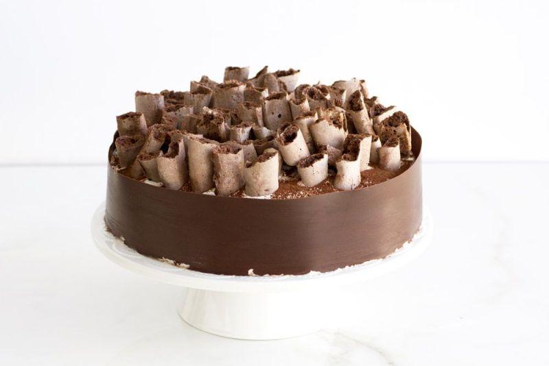קונקורד שוקולד וקצפת