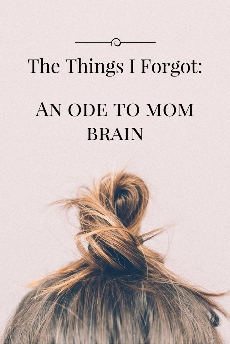 What is Mom Brain