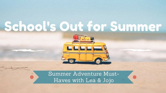 Summer Adventure Must-Haves
