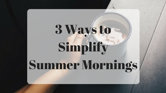 3 Ways to Simplify
