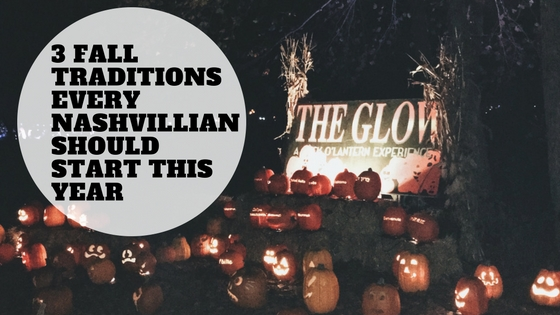 3 Fall Traditions Every Nashvillian Should Start This Year