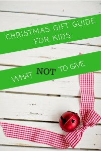 The BEST Christmas Gift Guide for Boys EVER