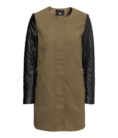 H-M-Coat-with-quilted-sleeves-