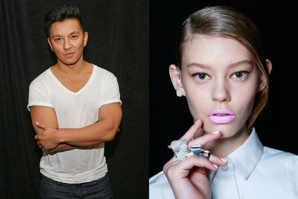 Prabal Gurung Teamed Up With MAC Cosmetics For Holiday Collection