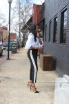 Style-Files-tobi-brooke-black-side-striped-pants-Aldo-black-faeri-faux-fur-heel-sandals-worthington-white-bell-sleeve-blouse-AC-DC-Rock-band-screen-tee-shirt-oohlalablog-13