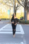 Style-files-shein-Bardot Fold-Over-Military- Blazer-thrifted-loft-black-distressed-jeans-forever21-chain-link-clutch-truffle-rose-gold heel-sandals-oohlalablog-47