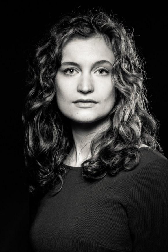 Portrait Photography Hard Light