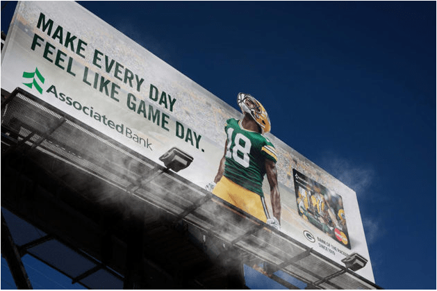 green bay packers smoke randall cob