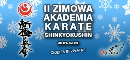 II Akademia Karate – zima 2017