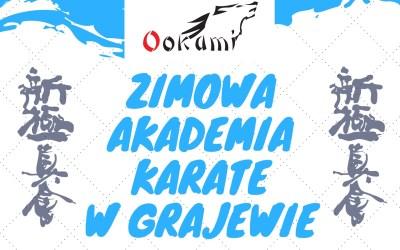 Zimowa Akademia Karate 2018