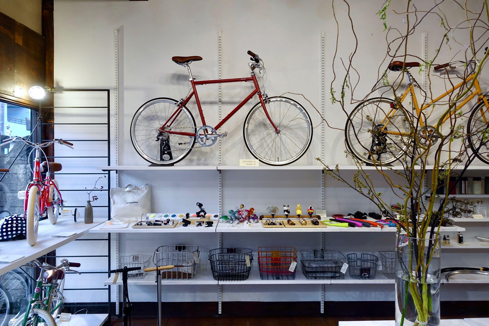 c4eeb86948615 Tokyo Bike Rentals Yanaka
