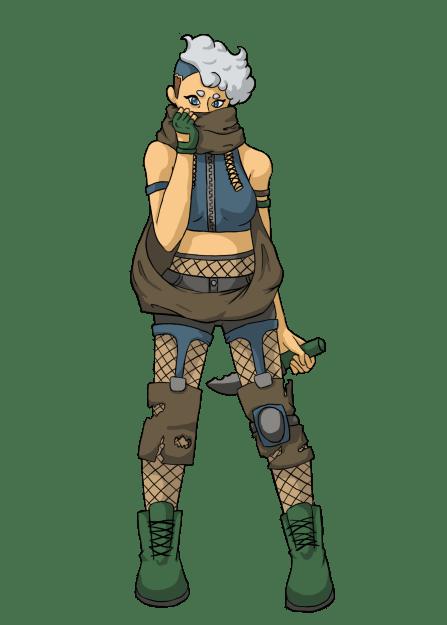 OokiiSora Mascot Entry 2018 - Dolphinz FiveFourteen