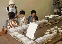 昆虫イベント 京都府向日市民会館展示室05