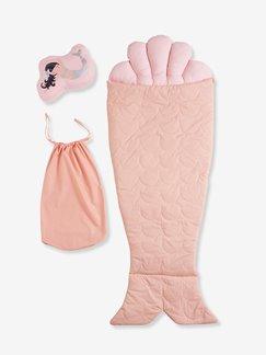 madchen-schlafsack-mit-kissen-meerjungfrau 39,99€