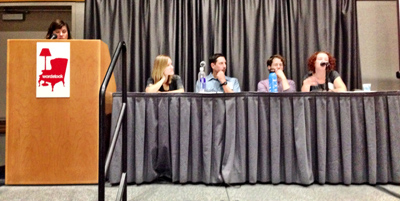 Small Publisher Panel Wordstock 2013