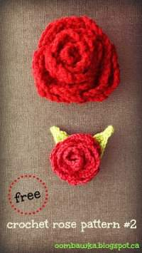 Rose Brooch Original