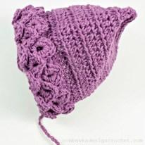 Bonnet Side View @OombawkaDesign