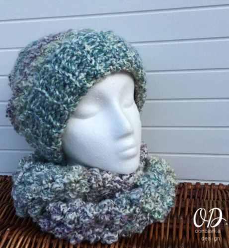 Simply scrumptious Hat   Free Crochet Pattern oombawkadesigncrochet.com