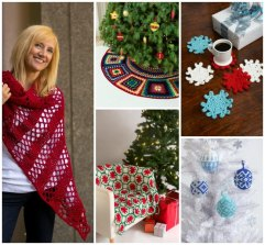 I Like Crochet December Issue Review