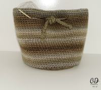 Small Project Bag - The Small Project Yarn Basket
