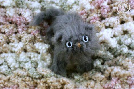 2 Little Oombawka | Little Oombawkas | Mini Meow CAL | Oombawka Design