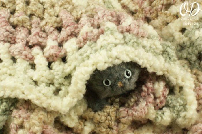 4 Little Oombawka | Little Oombawkas | Mini Meow CAL | Oombawka Design
