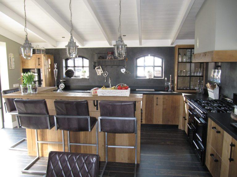 Landelijke keuken, Oomen interieurbouw