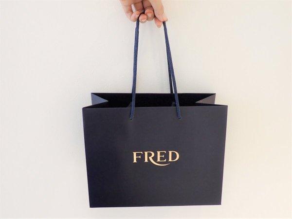 フレッドを買ってみた?!意外と気になるBOXやショッパーをこっそり公開☆ フレッド メンズジュエリー その他