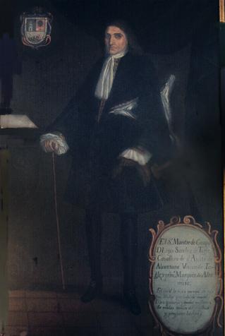 Luis Sanchez de Tagle y de la Rasa, Ruiz de Igareda y de la Barreda