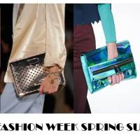 Bags @ New York Fashion Week Spring Summer 2014