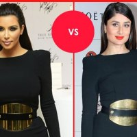 Kareena Kapoor V/S Kim Kardashian