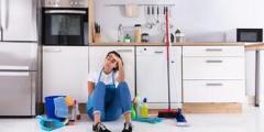 طريقة تنظيف المطبخ الالوميتال بوصفة سحرية بعشر دقائق وبدون مجهود