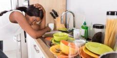 تنظيف المطبخ بمكون سحري بدون مجهود وباسرع وقت