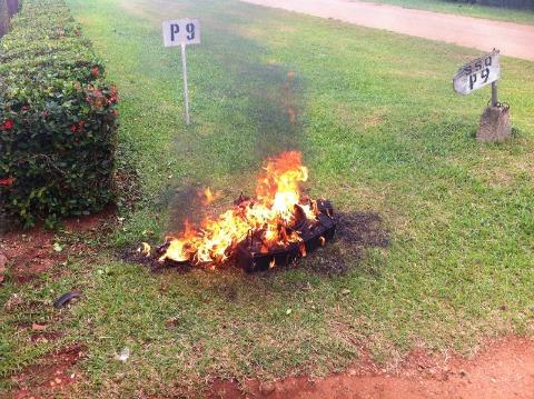 Burning Juju