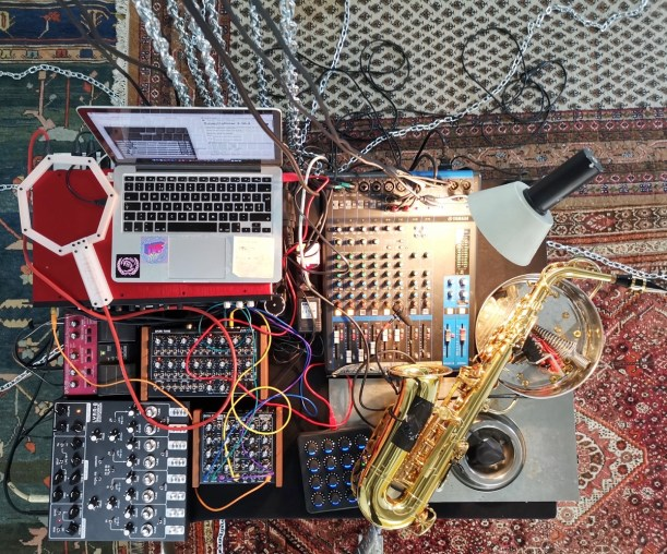 INFLUUT and the Sonic Tree setup