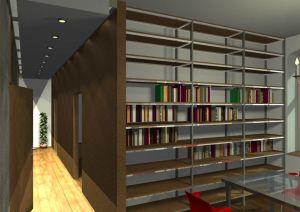 Architekt Pabianice OOO studio Architektura i Design portfolio projekt wnetrza mieszkanie 12