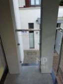 Architekt Pabianice OOO studio Architektura i Design Balustrada zewnetrzna stal nierdzewna wypelnienie szklane 4