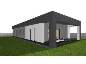 Architekt Pabianice OOO studio Architektura i Design portfolio_dom jednorodzinny z attyka 4
