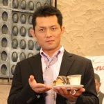 的場浩司のおすすめスイーツは京都のシュークリーム?実はお酒がお飲めない?