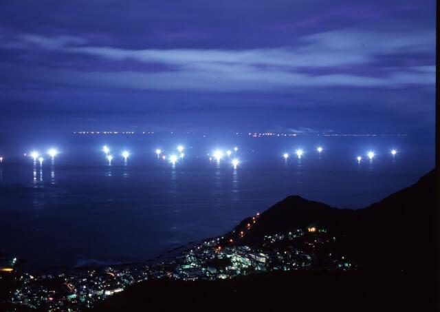函館山夜景穴場