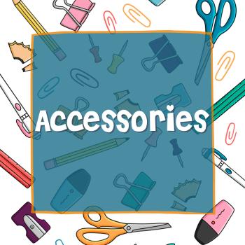 Kids Journal Accessories