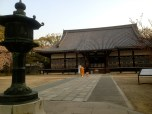 Kondo is the main hall of the temple