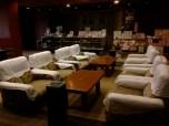 Lounge area with a souvenir shop
