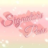 Signature Pose
