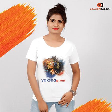 Yakshagana T-Shirt - Women's