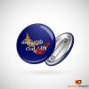 Hemmeya Kannadati Button Badge