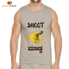 Shoot Madkaa Men's Gym Vest