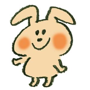 プロフウサギ画像