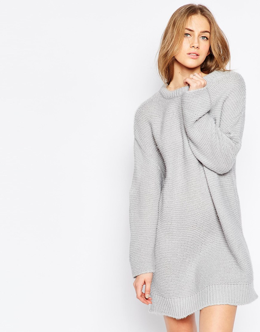 Knit Sweater Plus Size Dresses